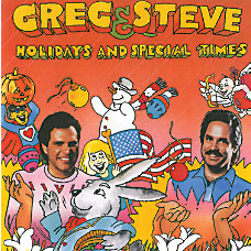 Greg Steve Holidays Special Times CD