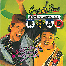 Greg Steve Rockin Down The Road