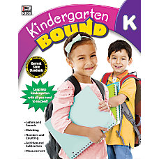 Thinking Kids Bound Workbook Kindergarten
