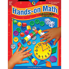 Creative Teaching Press Hands On Math