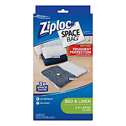 Ziploc Space Bags X Large Clear