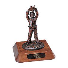 Star Polisher Statue Award Boy 8