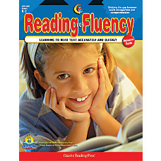 Creative Teaching Press Reading For Fluency