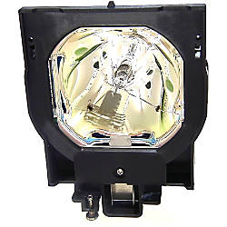 V7 300 W Replacement Lamp for Sanyo PLC-XF46, PLV-HD2000 Replaces Lamp LMP100