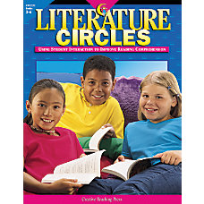 Creative Teaching Press Literature Circles Grade