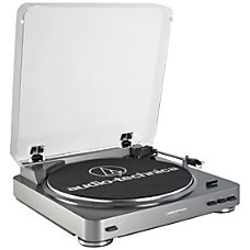 Audio Technica LP to Digital Recording