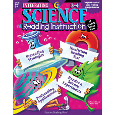 Creative Teaching Press Integrating Science Grade