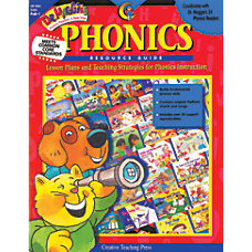 Creative Teaching Press Dr Maggies Phonics