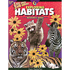 Creative Teaching Press Exploring Habitats Resource