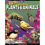 Creative Teaching Press Exploring PlantsAnimals Resource