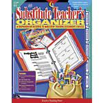 Creative Teaching Press Substitute Teachers Organizer