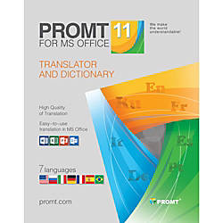 PROMT for MS Office Download Version