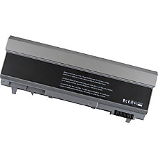 V7 Repl Battery DELL LATITUDE E6400