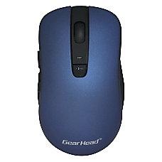 Gear Head Wireless Optical Smart Mouse