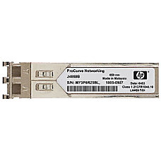 HP SFP mini GBIC Module