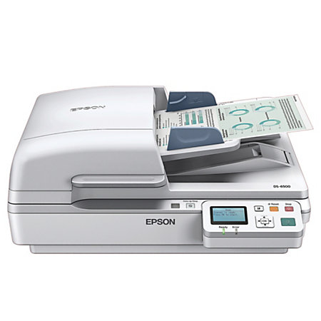 epson workforce ds 6500 color document scanner by office With office depot scan documents