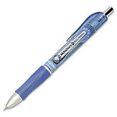 SKILCRAFT Retractable Rollerball Pen Needle Point
