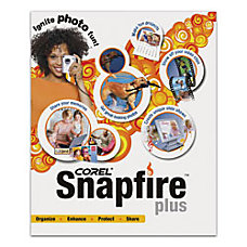 Corel Snapfire Plus Traditional Disc