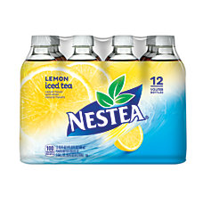 Nestea Lemon Iced Tea 169 Oz
