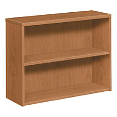 HON 10500 Series 2 Shelf Bookcase