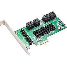SYBA 8 Internal SATA III Ports