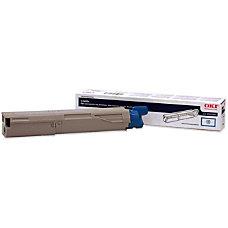 OKI 43459303 Cyan Toner Cartridge