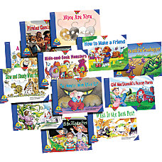 Creative Teaching Press Fluency Readers Classroom