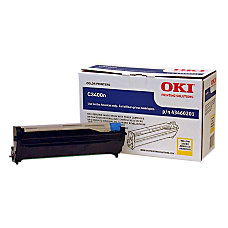 OKI 43460201 Yellow Drum Unit