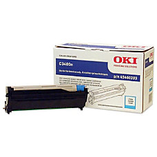 OKI 43460203 Cyan Drum Unit