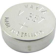 Lenmar WC357 SR44W Silver Oxide Coin