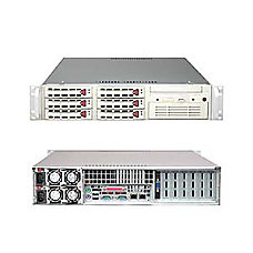 Supermicro SuperServer 6024H 32R Barebone System