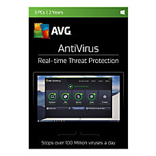 AVG Antivirus 2017 For 3 Devices