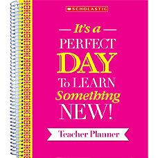 Scholastic Teacher Inspiration WeeklyMonthly Planner 9