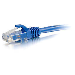 C2G 30ft Cat5e Snagless Unshielded UTP