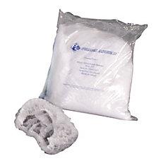 Bunzl Nylon Hairnet White Pack Of