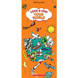 Scholastic Library Publishing Look Find Your