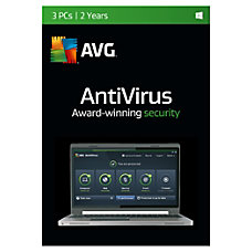 AVG AntiVirus For 3 Devices 2
