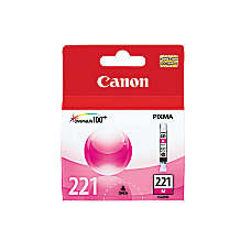 Canon CLI 221M ChromaLife 100 Magenta
