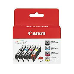 Canon CLI 221 ChromaLife 100 BlackColor