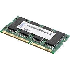 Lenovo 55Y3711 4GB DDR3 SDRAM Memory