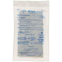 Medline Aloetouch Disposable Powder Free Nitrile
