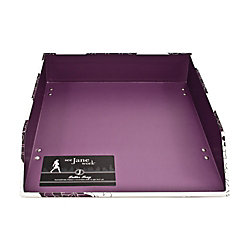 See Jane Work Paperboard Letter Tray 10 H X 12 W X 2 12 D