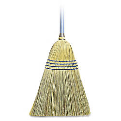 Genuine Joe Light Duty Broom Corn