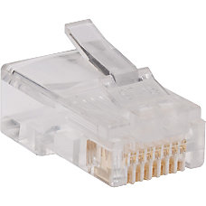 Tripp Lite RJ45 for Flat Solid