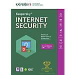 Kaspersky Internet Security 2016 For 3