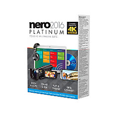 Nero 2016 Platinum Traditional Disc