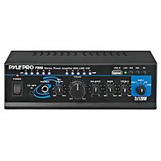 Pyle PTAU45 Amplifier 120 W RMS