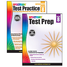 Spectrum Test Prep And Practice Classroom