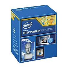 Intel Pentium G3260 Dual core 2