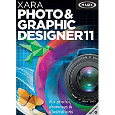 MAGIX Xara Photo Graphic Designer 11